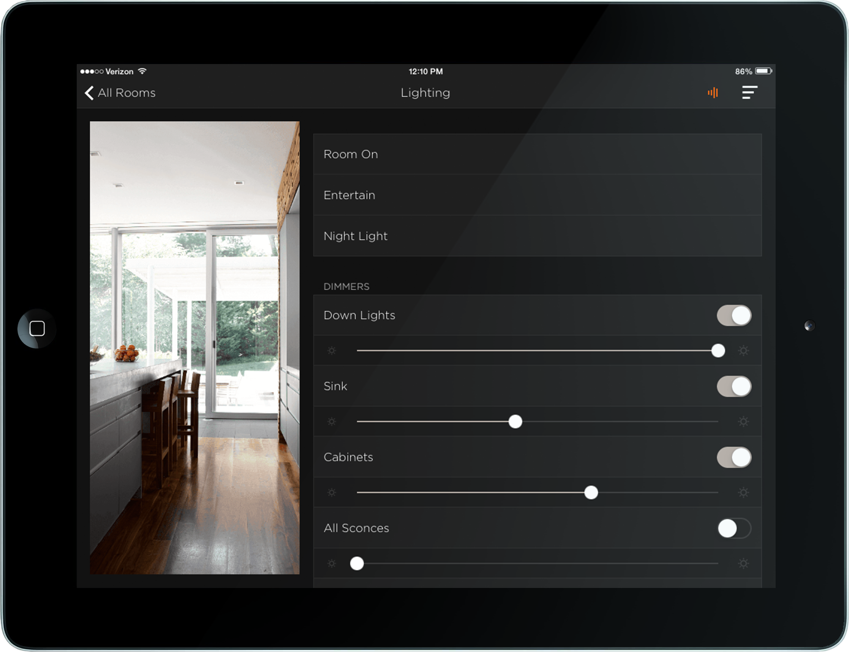 Savant Control Your San Antonio Home Automation System