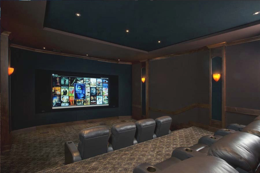 5 Home Theater Design Upgrades for Your Luxury Home