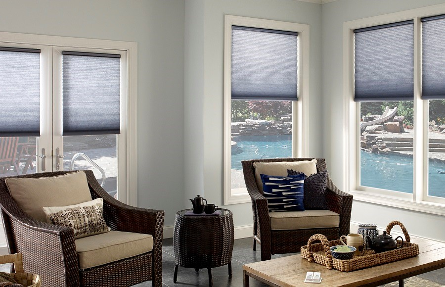 Motorized Shades Bring Luxury and Protection to Your Space