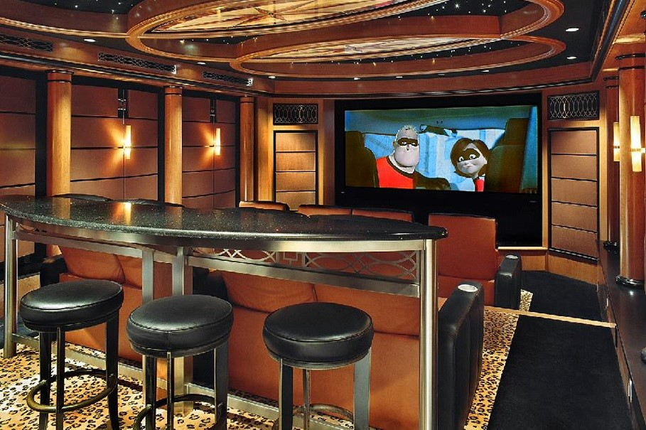 How to Design a Custom Home Theater System